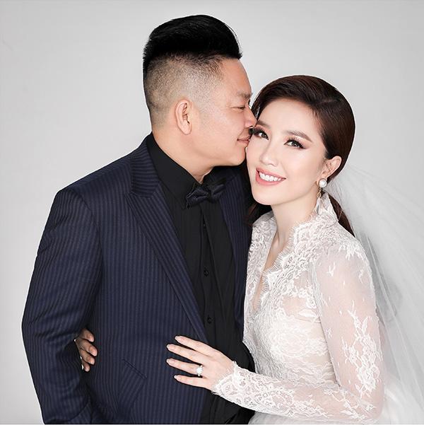 Bảo Thy khoe vẻ đẹp ngọt ngào trong bộ ảnh cưới - Ảnh 7.
