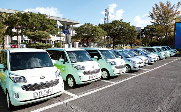 Xuất khẩu ô tô điện của Hàn Quốc tăng trưởng mạnh - Ảnh 2.