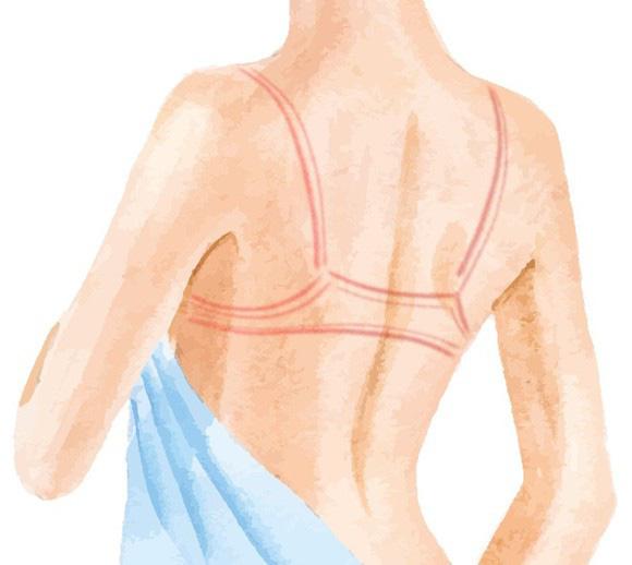 Những lý do phụ nữ cảm thấy tốt hơn khi không mặc áo ngực - Ảnh 5.