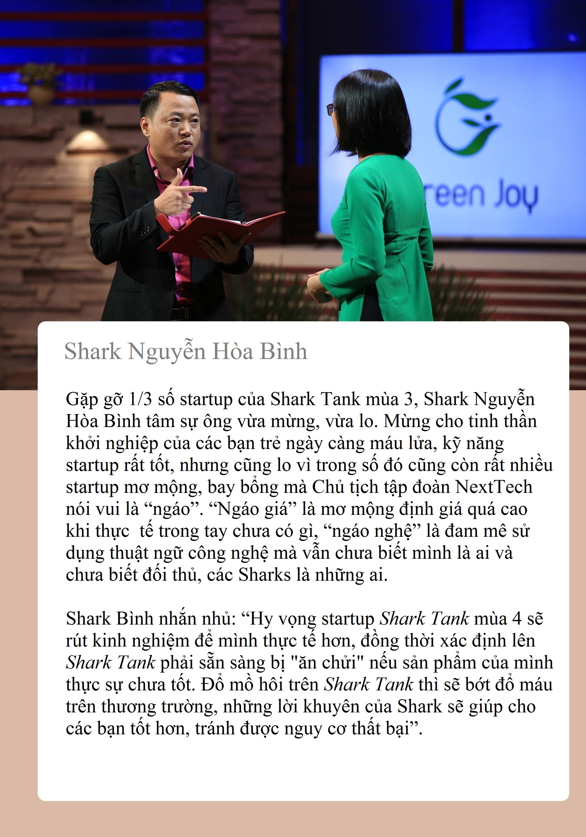 Shark Tank Việt Nam mùa 3 - Hành trình lan tỏa cảm hứng khởi nghiệp mạnh mẽ - Ảnh 6.