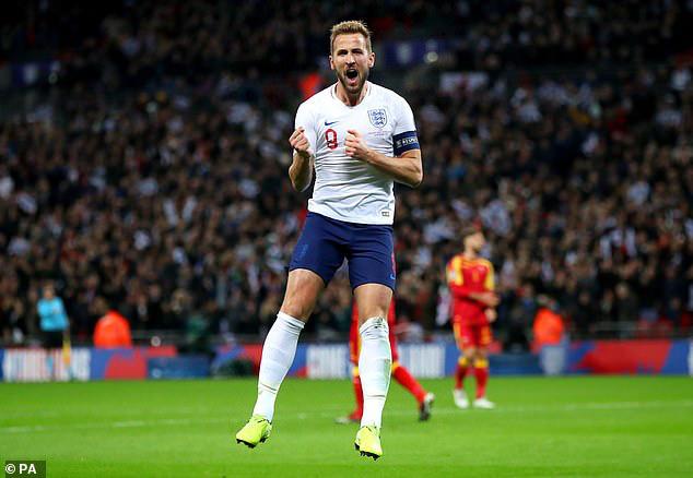 ĐT Anh 7-0 ĐT Montenegro: Đại tiệc bàn thắng - Ảnh 2.
