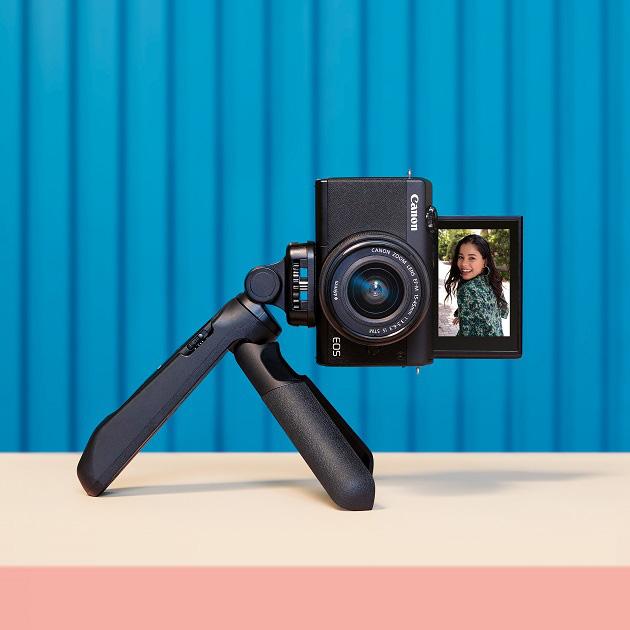 Canon ra mắt máy ảnh quốc dân EOS M200, giá từ 15,9 triệu đồng - ảnh 2