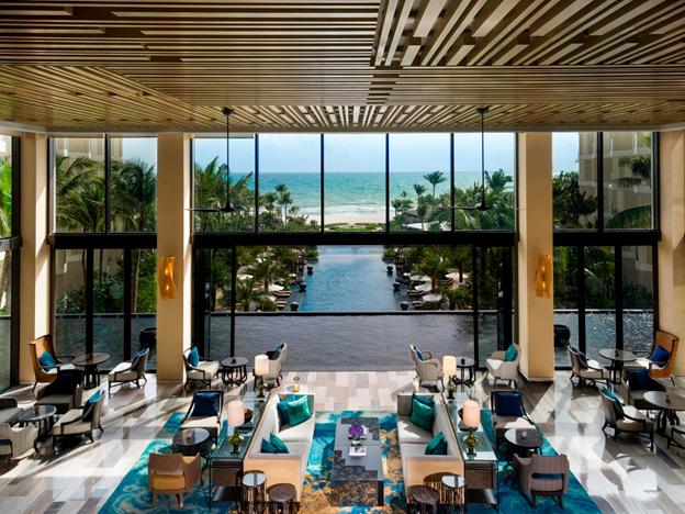 Ngắm hoàng hôn của Bãi Trường tại InterContinental Phu Quoc Long Beach Resort - Ảnh 1.