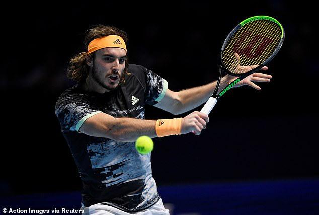 ATP Finals 2019: Nadal ngược dòng nghẹt thở hạ Tsitsipas - Ảnh 2.