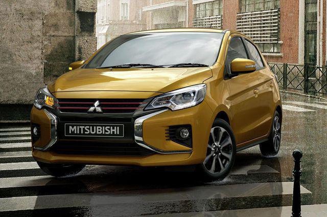 Mitsubishi ra phiên bản nâng cấp cho Mirage và Attrage tại Thái Lan, giá chỉ từ 364 triệu đồng - ảnh 1