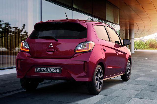 Mitsubishi ra phiên bản nâng cấp cho Mirage và Attrage tại Thái Lan, giá chỉ từ 364 triệu đồng - ảnh 7