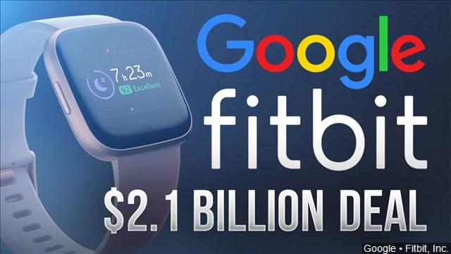 Apple chú ý: Google chi 2,1 tỷ USD thâu tóm Fitbit - Ảnh 1.