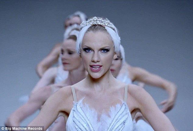 """Sau 5 năm, """"Shake It Off"""" của Taylor Swift đạt chứng nhận Kim cương - Ảnh 1."""