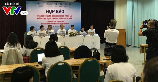 WHO, FAO cam kết cùng Việt Nam phòng chống kháng thuốc - Ảnh 1.