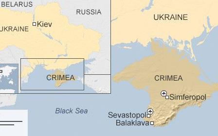 Nga bắt giữ một người tình nghi là gián điệp của Ukraine tại Crimea - Ảnh 1.