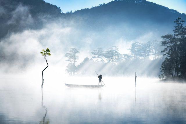 Việt Nam trong những khoảnh khắc đẹp nhất của cảnh quan thế giới năm 2019 - Ảnh 1.
