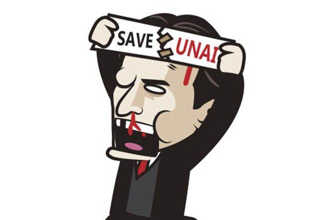 Ảnh chế hài hước về sự ra đi của HLV Unai Emery - Ảnh 3.