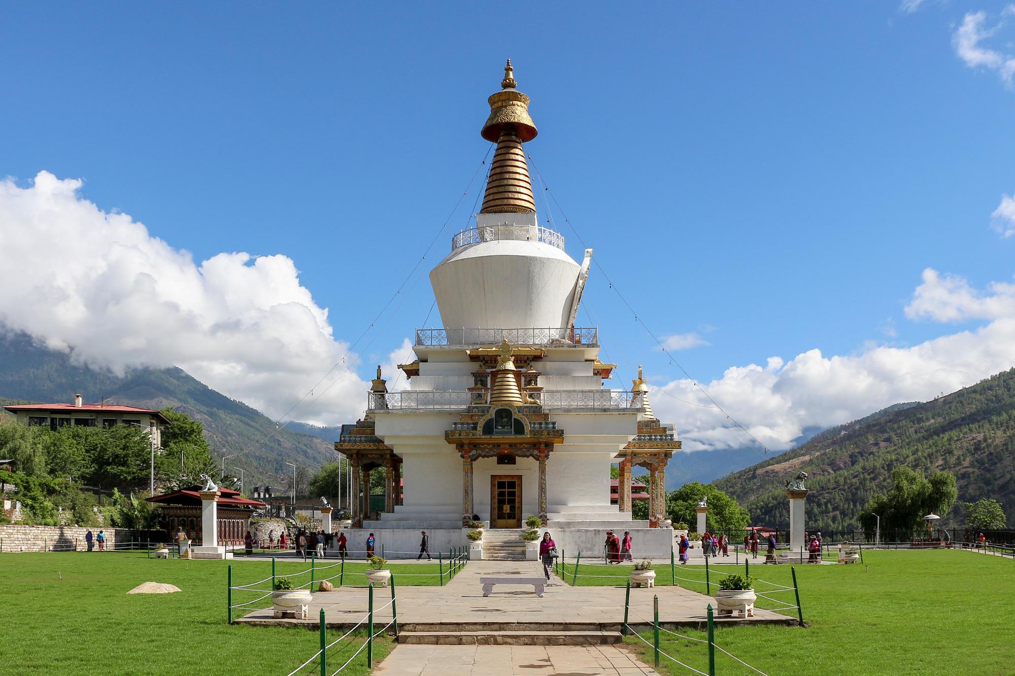Khám phá đất nước hạnh phúc nhất thế giới Bhutan - Ảnh 5.