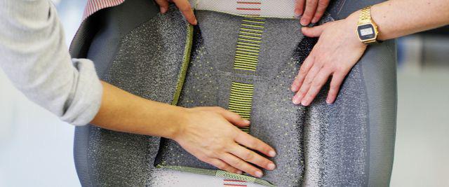 Ford ứng dụng công nghệ dệt 3D vào sản xuất bọc ghế ô tô - Ảnh 2.