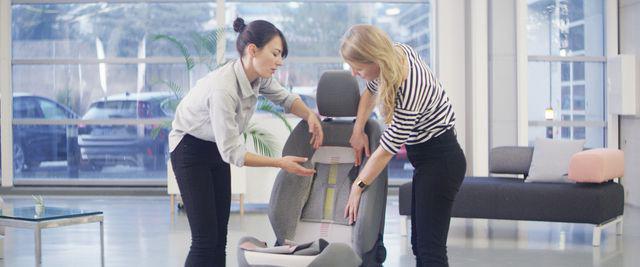 Ford ứng dụng công nghệ dệt 3D vào sản xuất bọc ghế ô tô - Ảnh 3.
