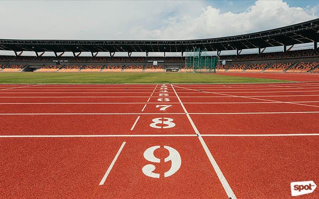 ẢNH: Chiêm ngưỡng khu thể thao phức hợp hiện đại của SEA Games 30 - Ảnh 1.