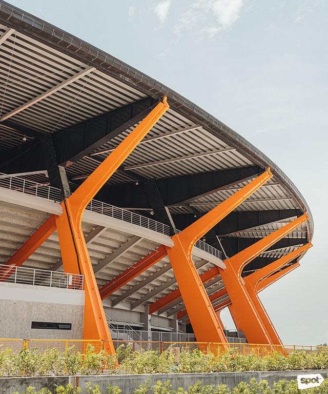 ẢNH: Chiêm ngưỡng khu thể thao phức hợp hiện đại của SEA Games 30 - Ảnh 5.