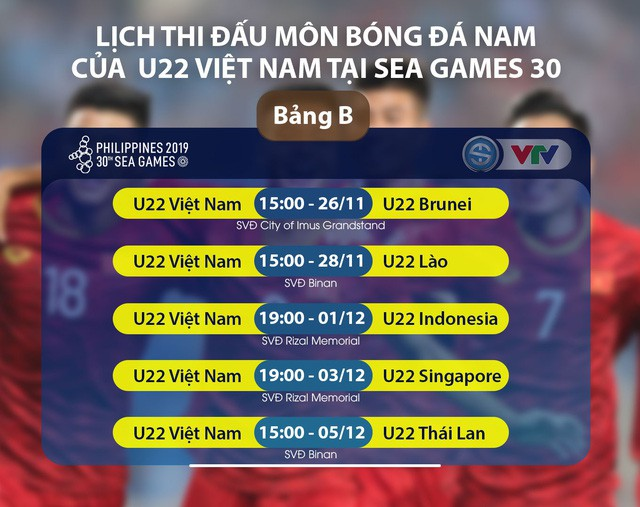 HLV Park Hang Seo tạm chọn 5 tuyển thủ ĐTQG Việt Nam cho SEA Games 30 - Ảnh 2.