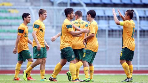 Vòng loại U19 châu Á 2020: Thái Lan thắng 21-0, Lào tạo địa chấn - Ảnh 1.