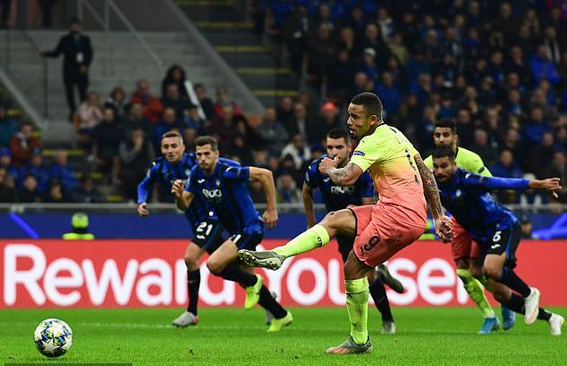 Atalanta 1-1 Man City: Trận hòa đáng tiếc - Ảnh 2.