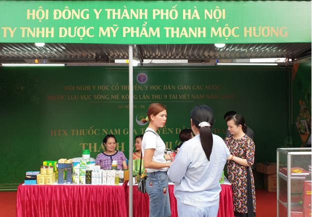 Thanh Mộc Hương tham gia Hội nghị Y học cổ truyền, y học dân gian các nước lưu vực sông Mê Kông mở rộng lần thứ 9 tại Việt Nam - ảnh 1