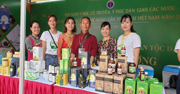 Thanh Mộc Hương tham gia Hội nghị Y học cổ truyền, y học dân gian các nước lưu vực sông Mê Kông mở rộng lần thứ 9 tại Việt Nam - Ảnh 3.
