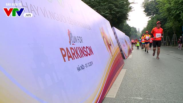 Run for Parkinson - Mỗi bước chạy, một niềm vui - Ảnh 8.