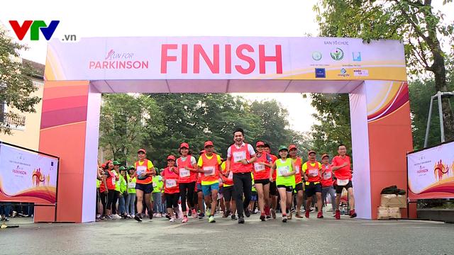 Run for Parkinson - Mỗi bước chạy, một niềm vui - Ảnh 9.