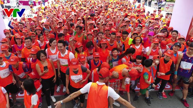 Run for Parkinson - Mỗi bước chạy, một niềm vui - Ảnh 4.