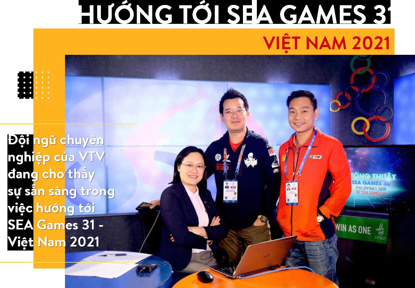 SEA Games đến, SEA Games đi và khát khao của VTV luôn cháy - Ảnh 9.