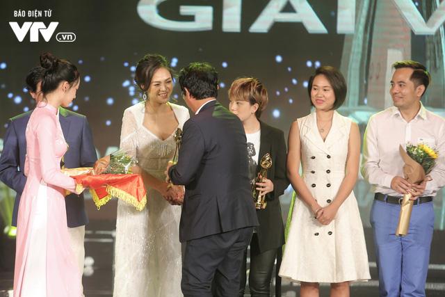 DV Thu Quỳnh ngỡ ngàng nhưng đầy hạnh phúc với giải thưởng đầu tiên tại LHTHTQ lần thứ 39 - Ảnh 1.