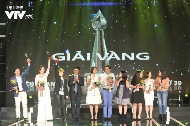 DV Thu Quỳnh ngỡ ngàng nhưng đầy hạnh phúc với giải thưởng đầu tiên tại LHTHTQ lần thứ 39 - Ảnh 2.