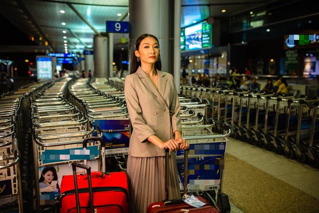 Lộ diện gương mặt đại diện Việt Nam dự thi Hoa khôi Sinh viên Thế giới 2019 - Ảnh 6.