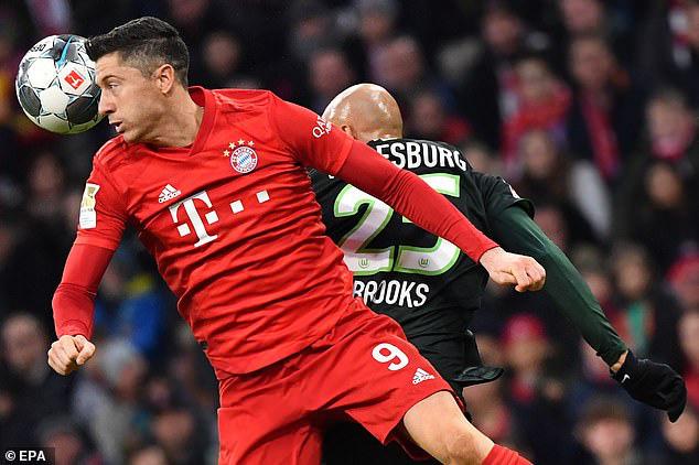 Bayern Munich 2-0 Wolfsburg: Tài năng trẻ Zirkzee lập công - Ảnh 2.