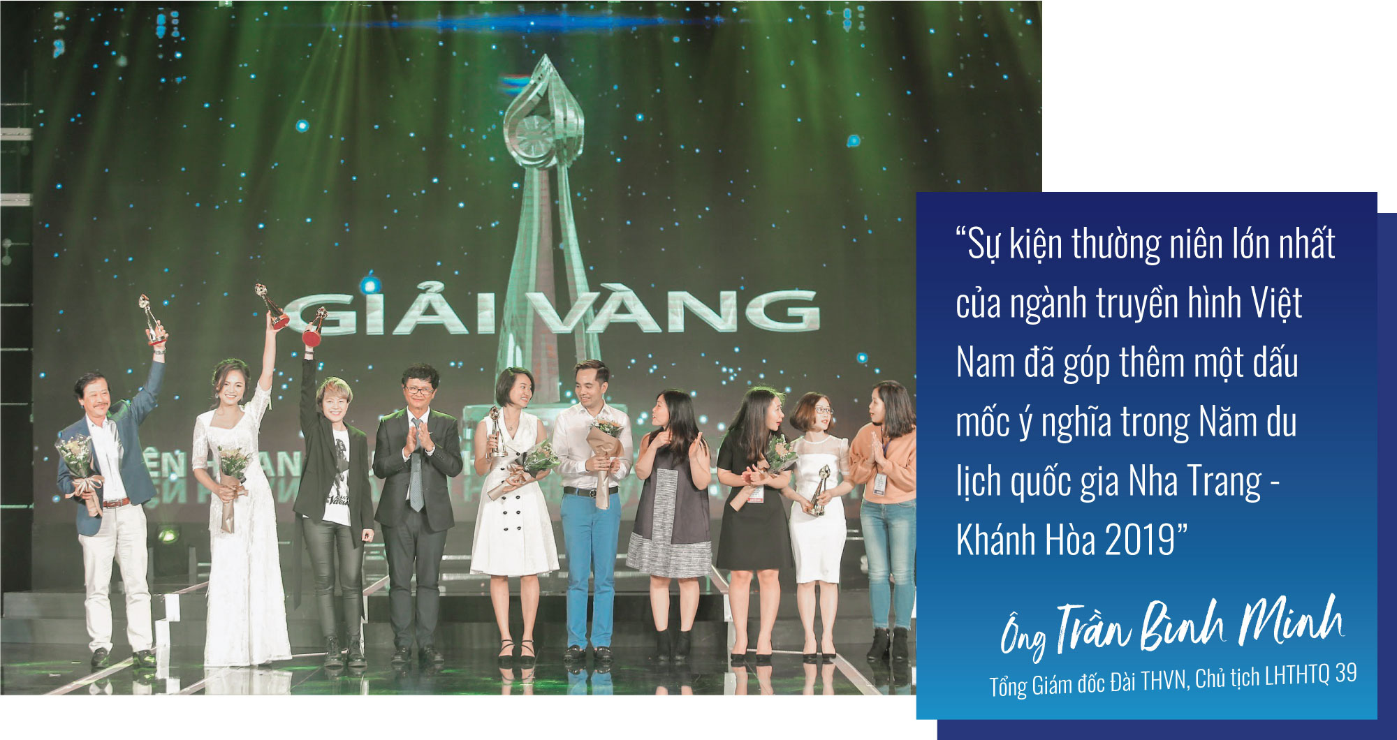 Liên hoan Truyền hình toàn quốc lần thứ 39: Ngày hội sôi động, ghi dấu mốc ý nghĩa tại thành phố biển Nha Trang - Ảnh 11.