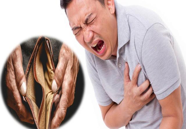 Điều kiện kinh tế bấp bênh làm tăng nguy cơ… mắc bệnh tim mạch - Ảnh 1.