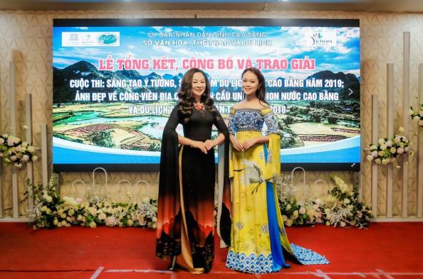 NTK Vũ Thảo Giang giành 2 giải thưởng tại quê hương Cao Bằng - Ảnh 2.