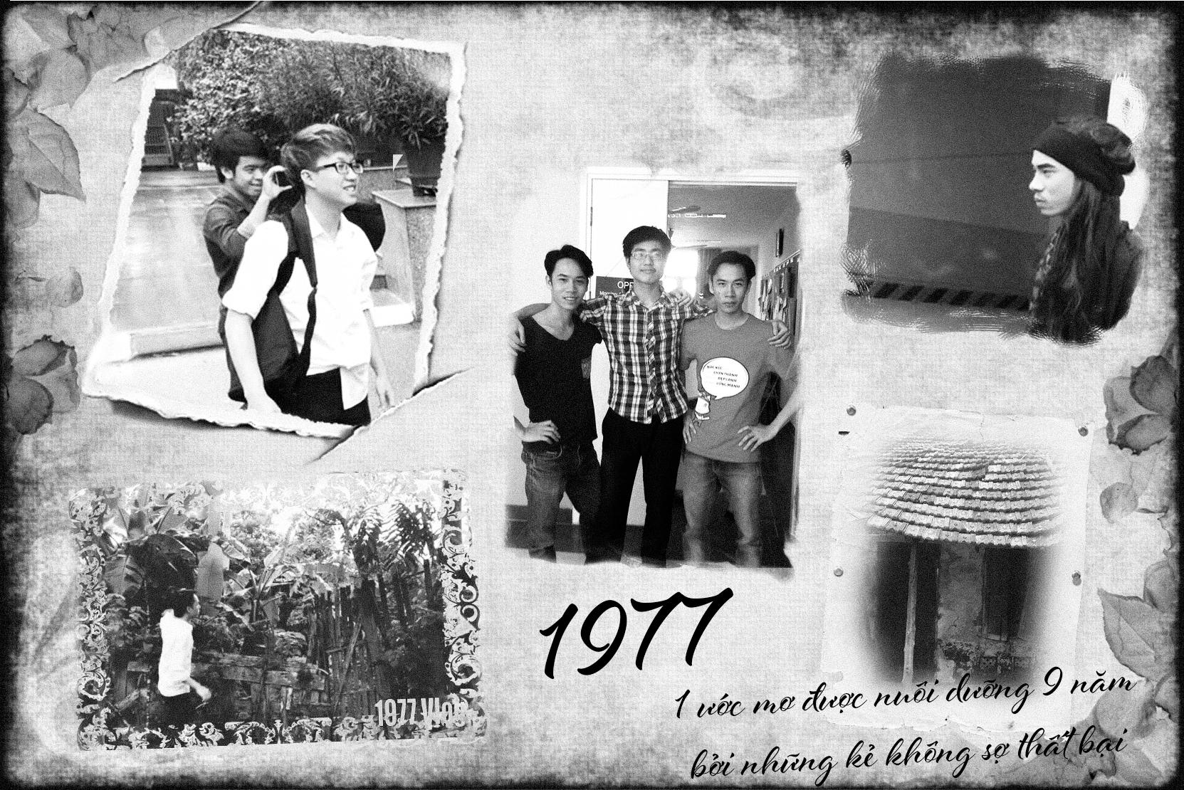 1977 Vlog: 1 ước mơ được nuôi dưỡng 9 năm của những kẻ không sợ thất bại - Ảnh 9.