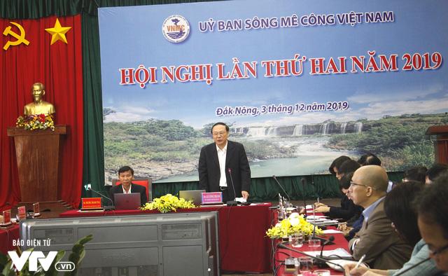 Phát triển kinh tế - xã hội trên dòng chính của sông Mê Công bị ảnh hưởng - Ảnh 2.
