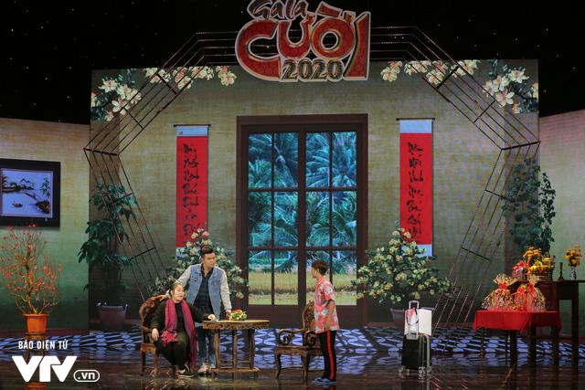 Gala cười 2020 - Điểm nhấn ngày mùng 2 Tết Canh Tý trên sóng VTV - Ảnh 1.