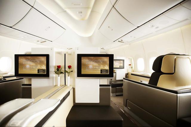 Những chuyến bay dành cho giới siêu giàu - Ảnh 2.