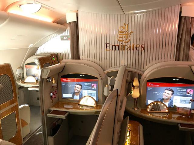 Những chuyến bay dành cho giới siêu giàu - Ảnh 3.