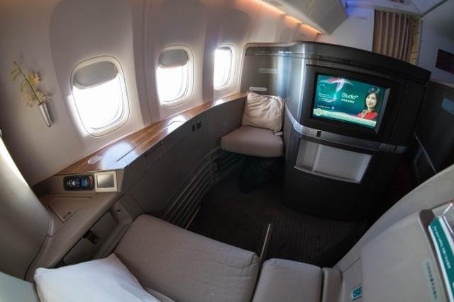 Những chuyến bay dành cho giới siêu giàu - Ảnh 5.