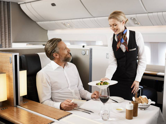 Những chuyến bay dành cho giới siêu giàu - Ảnh 6.