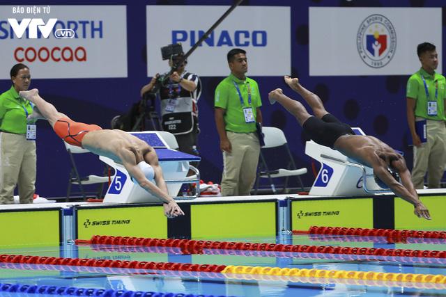 Chân dung Nguyễn Huy Hoàng: Nhà vô địch tự phá sâu kỷ lục SEA Games, đạt 2 chuẩn A Olympic - Ảnh 4.