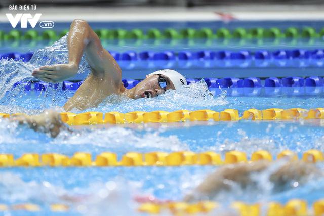 Chân dung Nguyễn Huy Hoàng: Nhà vô địch tự phá sâu kỷ lục SEA Games, đạt 2 chuẩn A Olympic - Ảnh 5.