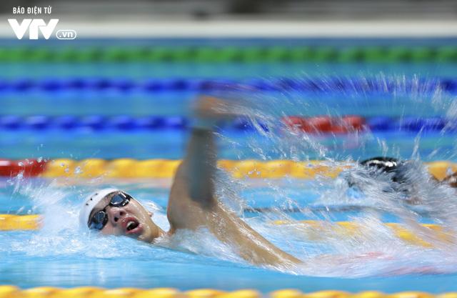 Chân dung Nguyễn Huy Hoàng: Nhà vô địch tự phá sâu kỷ lục SEA Games, đạt 2 chuẩn A Olympic - Ảnh 7.