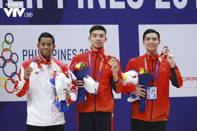 Chân dung Nguyễn Huy Hoàng: Nhà vô địch tự phá sâu kỷ lục SEA Games, đạt 2 chuẩn A Olympic - Ảnh 13.