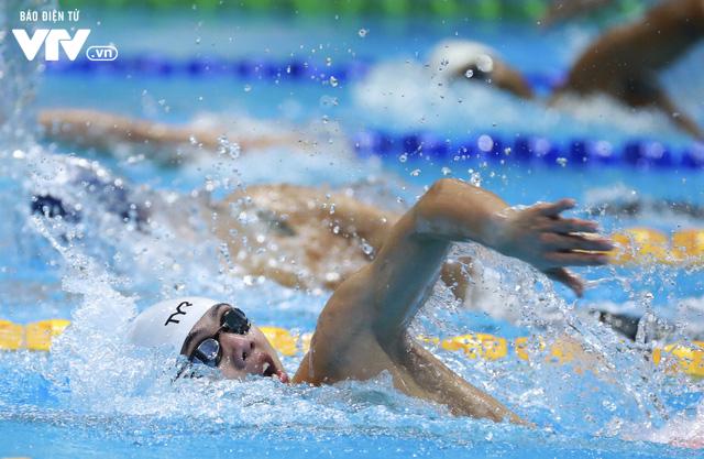 Chân dung Nguyễn Huy Hoàng: Nhà vô địch tự phá sâu kỷ lục SEA Games, đạt 2 chuẩn A Olympic - Ảnh 2.