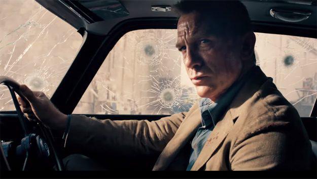 Daniel Craig tái xuất ngoạn mục trong trailer của bom tấn 007 No Time to Die - Ảnh 1.